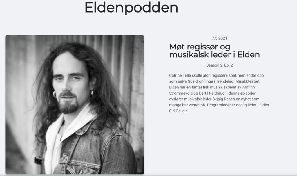 Episode 2 Eldenpodden